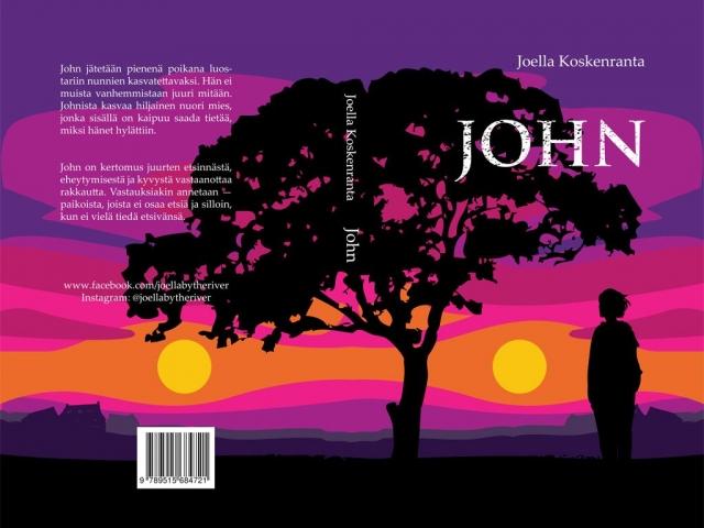 kirjankannet - kirjankansitaide - graafinen suunnittelija - kuvittaja - book covers - cover art - cover artist - illustrator